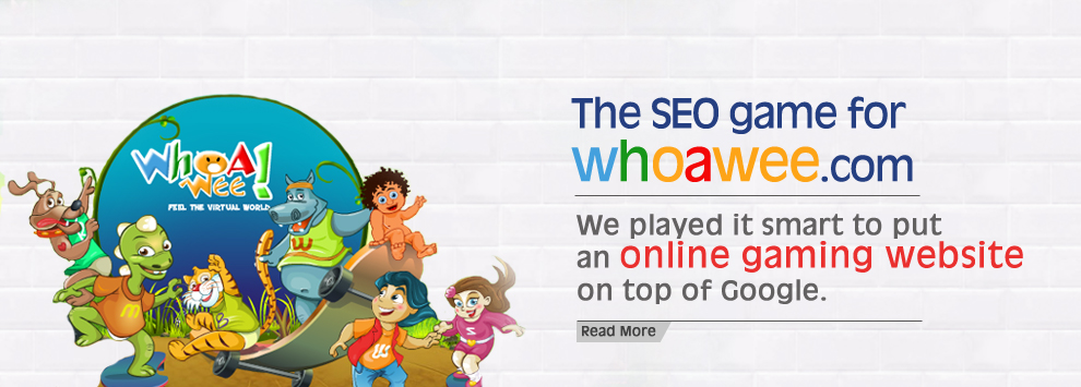 Whoawee SEO Case Studies